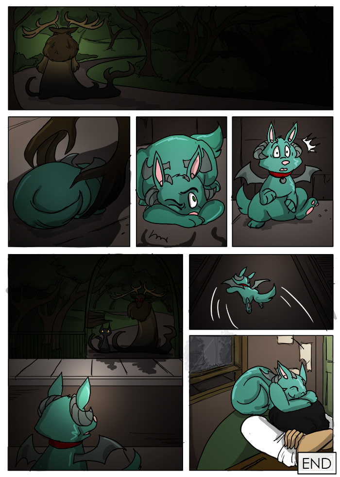Side Story 1 Page 5