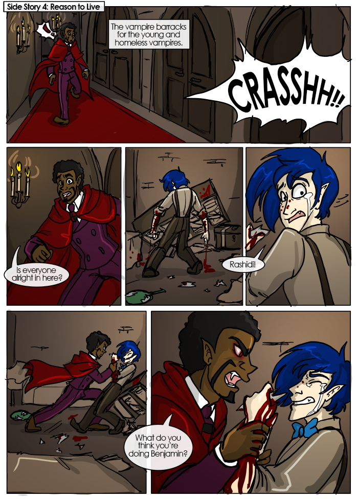Side Story 4 Page 1