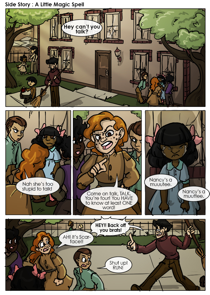 Side Story 5 Page 1