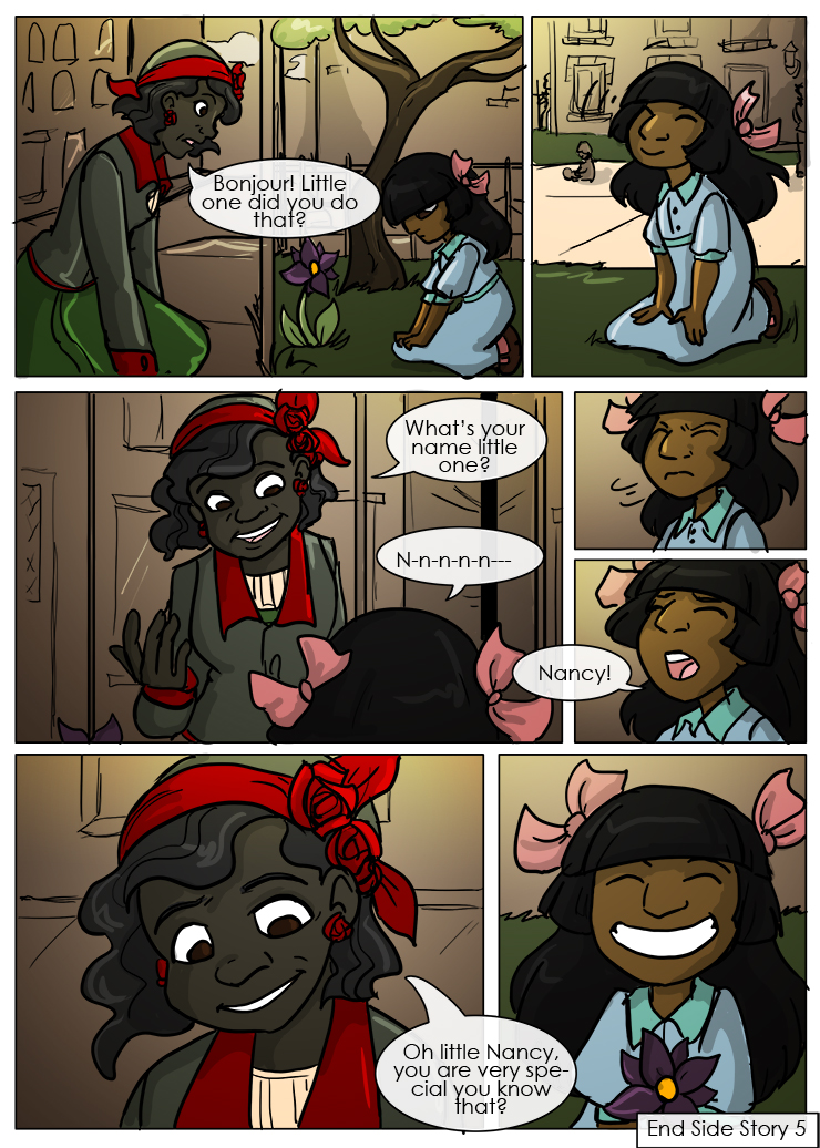 Side Story 5 Page 6