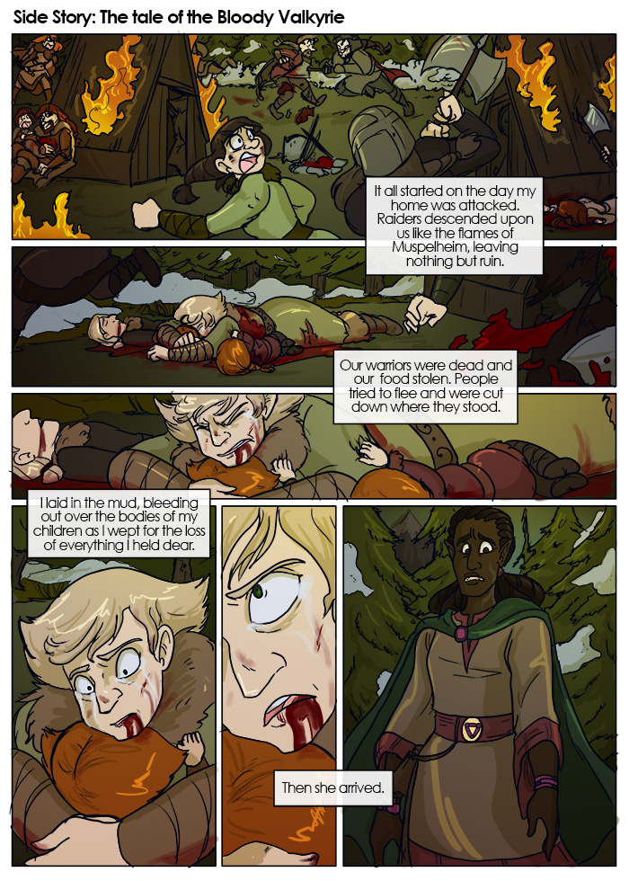 Side Story 9 Page 1