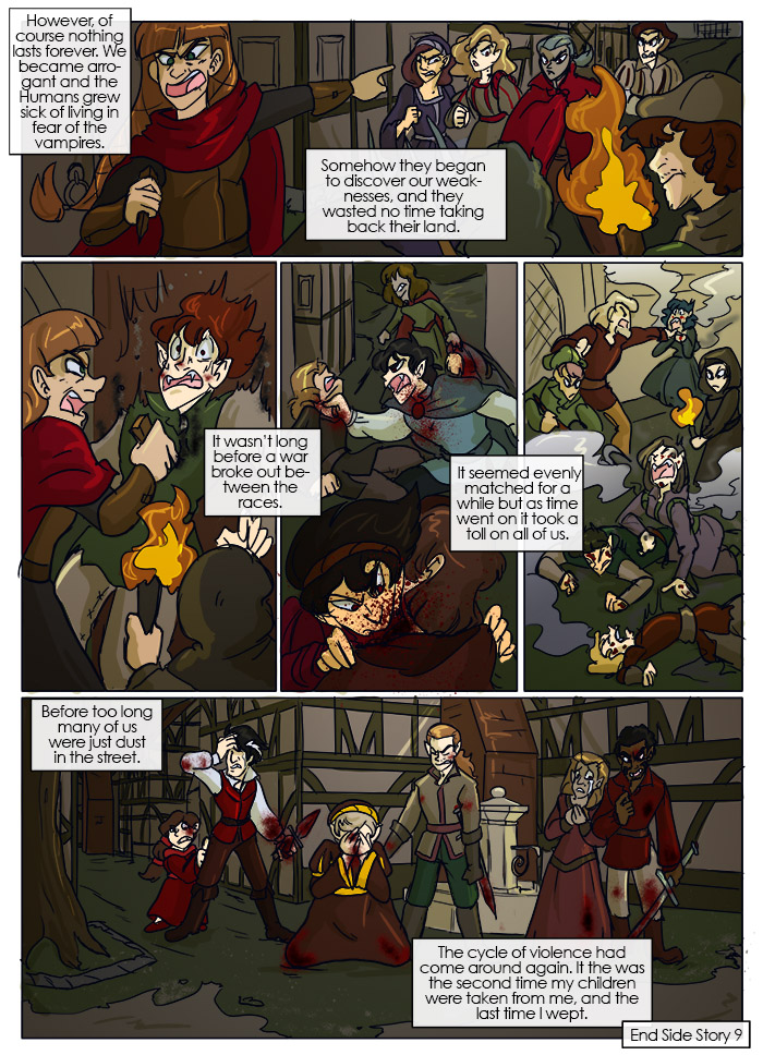 Side Story 9 Page 10